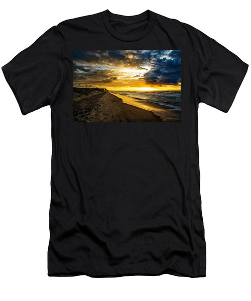 Power And Grace Men's T-Shirt (Athletic Fit)