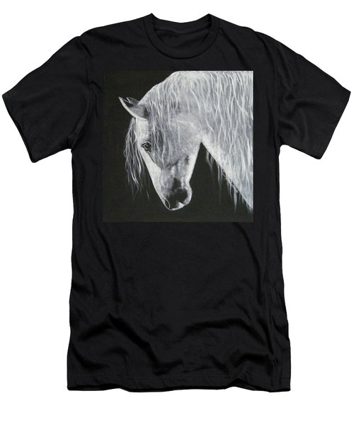 Power Horse Men's T-Shirt (Athletic Fit)
