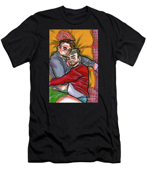 Power Nap Men's T-Shirt (Athletic Fit)