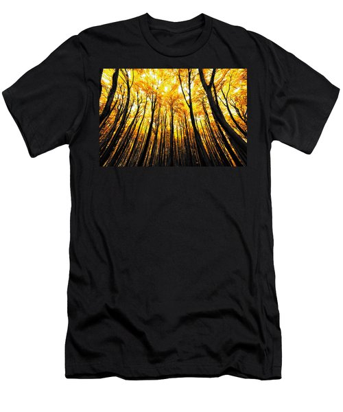 Power Of The Sun Men's T-Shirt (Athletic Fit)