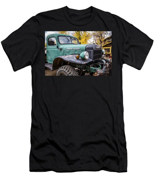 Power Wagon Men's T-Shirt (Slim Fit) by Lynn Sprowl