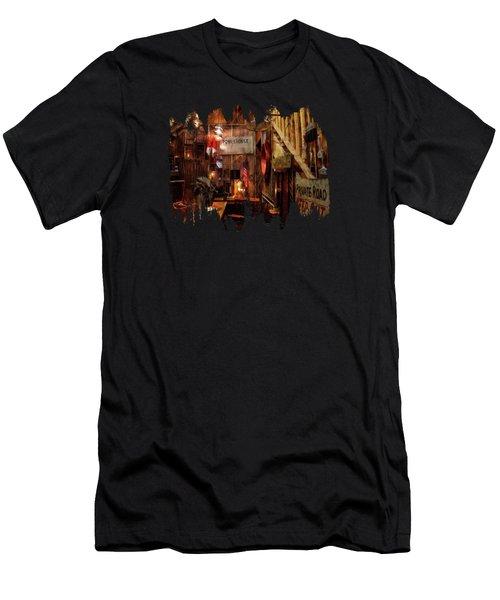 Power House Men's T-Shirt (Athletic Fit)