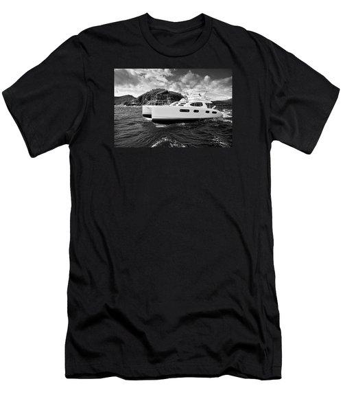 Powering Men's T-Shirt (Athletic Fit)
