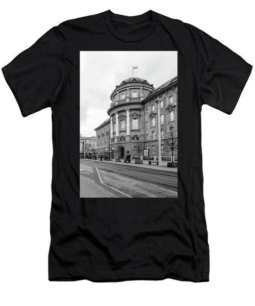 Poznan University Of Medical Sciences Men's T-Shirt (Athletic Fit)