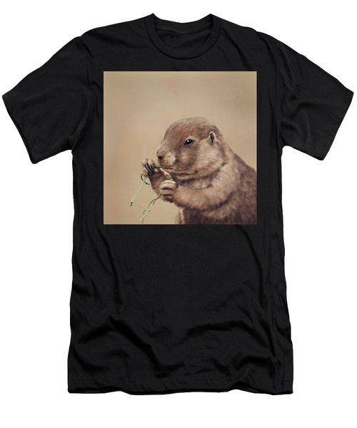 Prairie Dog Men's T-Shirt (Athletic Fit)