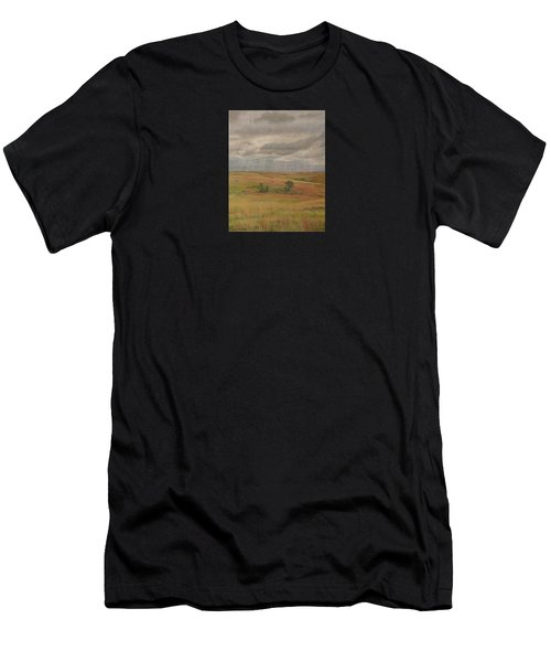 Prairie Light Men's T-Shirt (Athletic Fit)