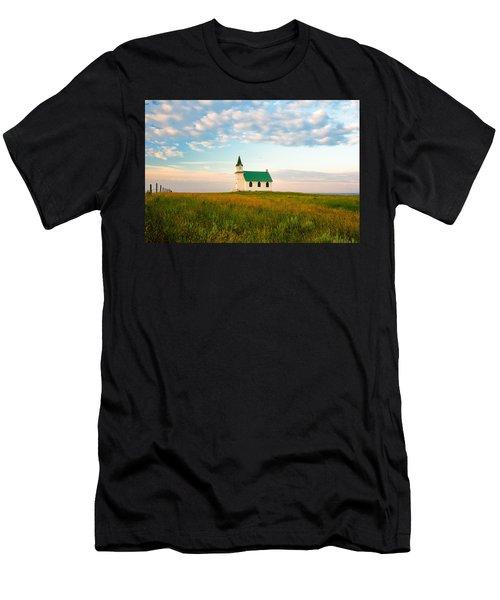 Prairie Parish Men's T-Shirt (Athletic Fit)