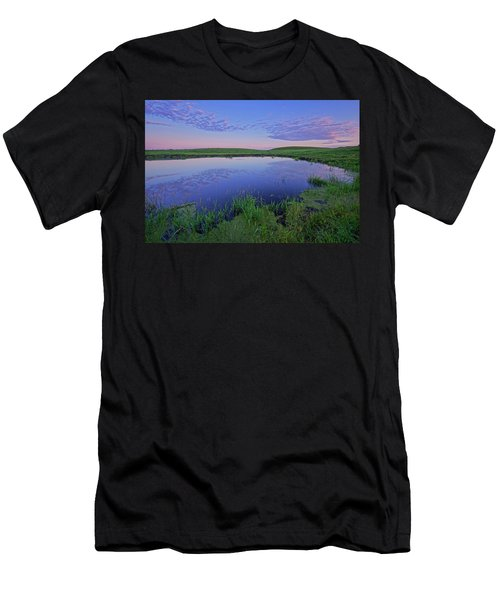 Prairie Reflections Men's T-Shirt (Athletic Fit)