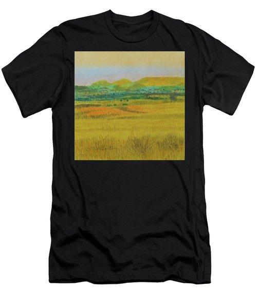 Prairie Reverie Men's T-Shirt (Athletic Fit)