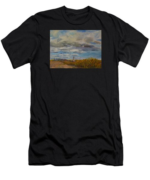 Prairie Town Men's T-Shirt (Athletic Fit)