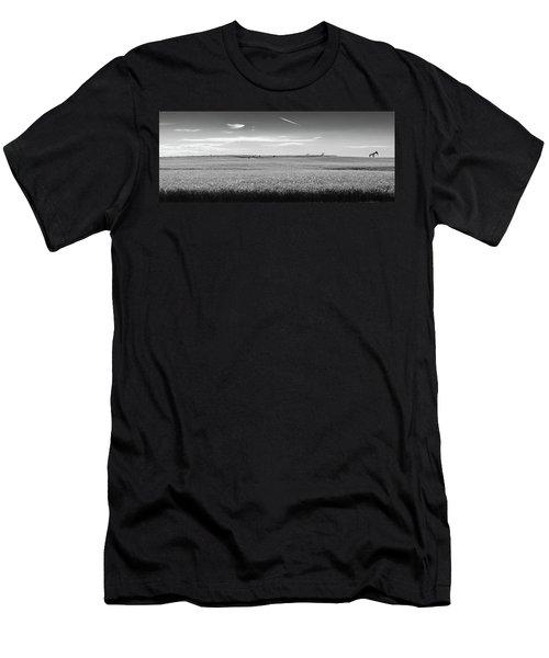 Prairies Men's T-Shirt (Athletic Fit)