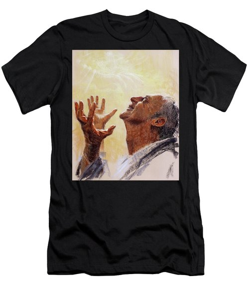 Praise. I Will Praise Him  Men's T-Shirt (Athletic Fit)