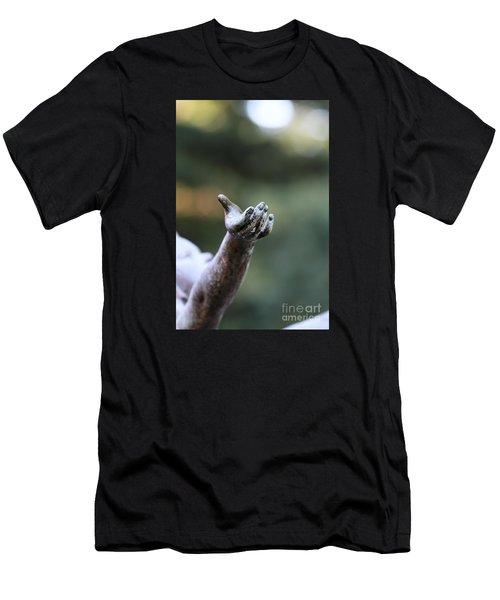 Praise Men's T-Shirt (Athletic Fit)