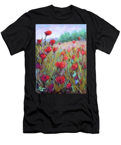 Praising Poppies Men's T-Shirt (Athletic Fit)