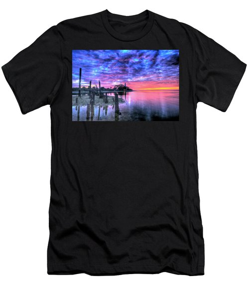 Pre Dawn At St. Marks #1 Men's T-Shirt (Athletic Fit)