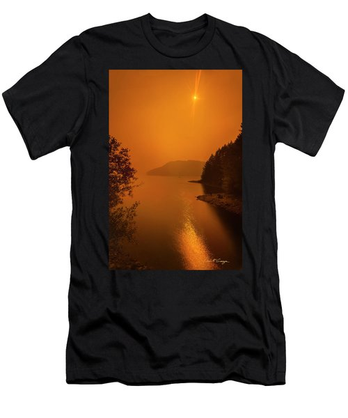 Preclipse 8.17 Men's T-Shirt (Athletic Fit)