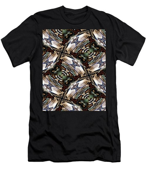 Predator And Prey Men's T-Shirt (Slim Fit) by Maria Watt