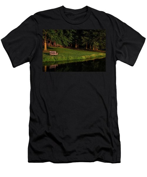 Prelude To A Dream Men's T-Shirt (Athletic Fit)