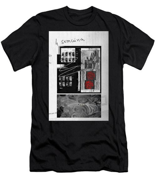 Prescription Men's T-Shirt (Slim Fit) by Danica Radman