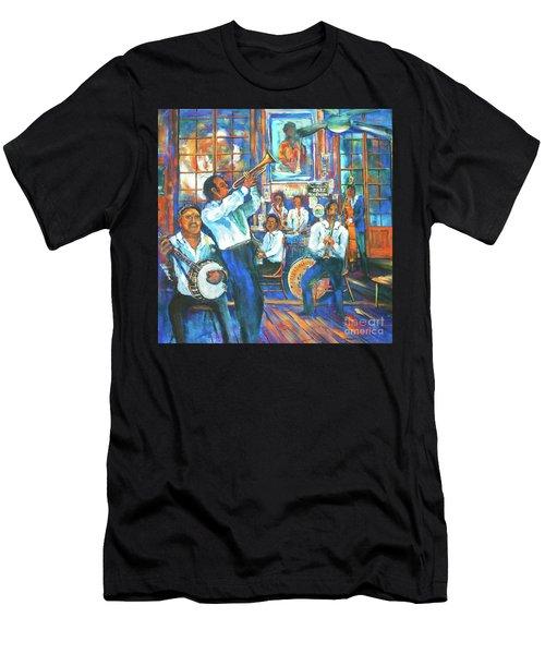 Preservation Jazz Men's T-Shirt (Athletic Fit)