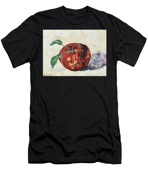 Pretty Apple Men's T-Shirt (Athletic Fit)