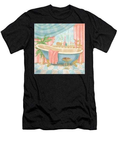 Pretty Bathrooms I Men's T-Shirt (Athletic Fit)