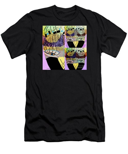 Pretty Boy 2 Men's T-Shirt (Slim Fit) by Ann Calvo