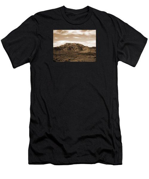 Pretty Butte Men's T-Shirt (Athletic Fit)