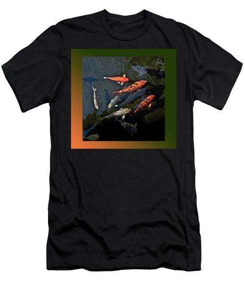 Pretty Fish Men's T-Shirt (Athletic Fit)
