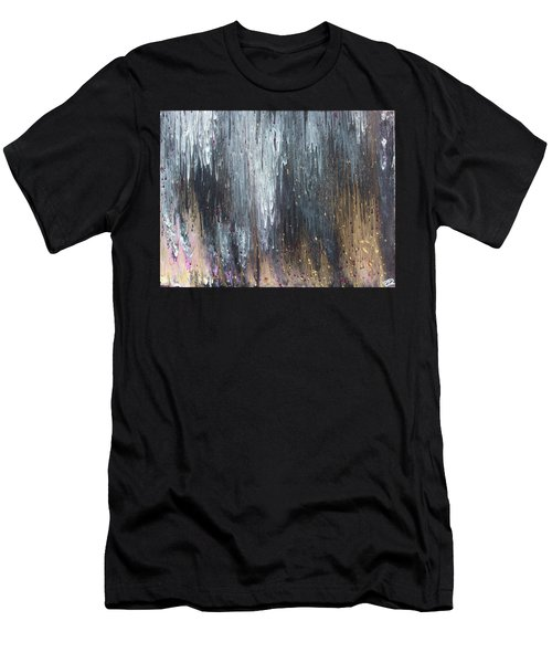 Pretty Hurts Men's T-Shirt (Slim Fit) by Cyrionna The Cyerial Artist