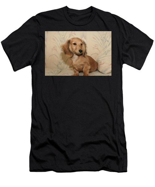 Pretty Pup Men's T-Shirt (Athletic Fit)