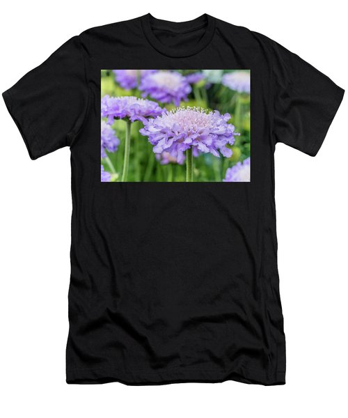 Pretty Purple Men's T-Shirt (Athletic Fit)