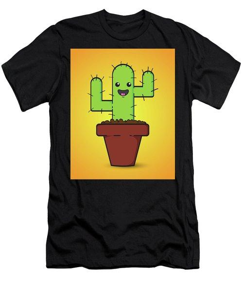 Prickle Men's T-Shirt (Athletic Fit)