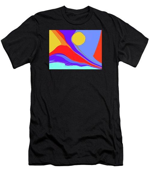 Primarily Men's T-Shirt (Athletic Fit)