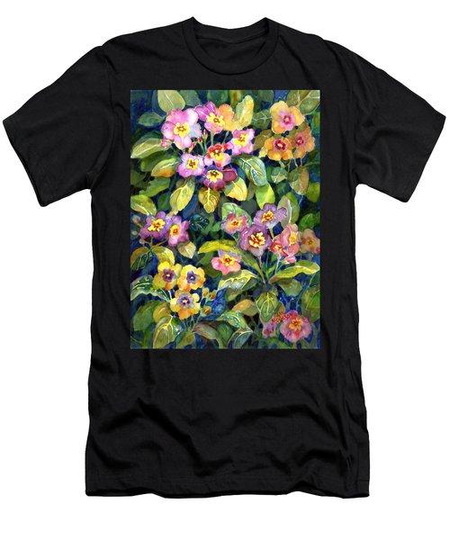Primrose Patch II Men's T-Shirt (Athletic Fit)