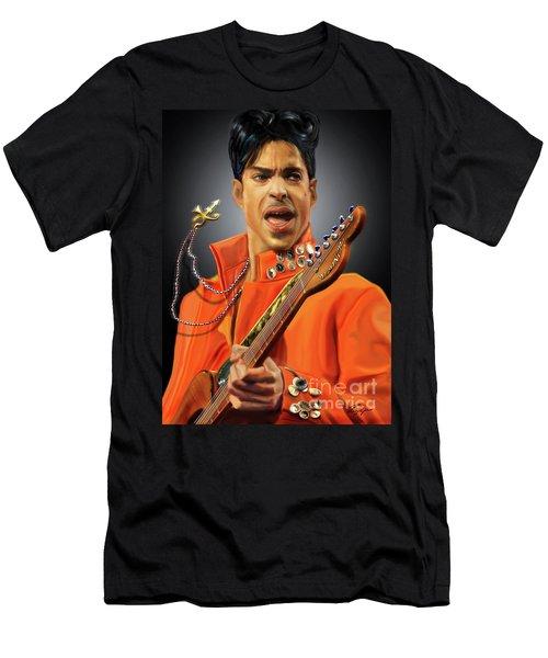 Prince  Men's T-Shirt (Athletic Fit)