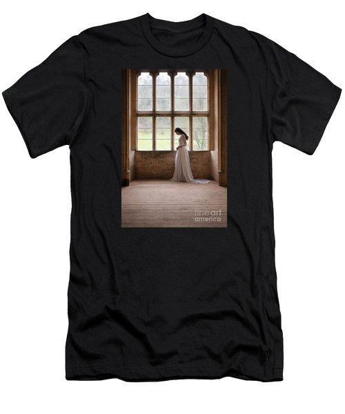Princess In The Castle Men's T-Shirt (Athletic Fit)
