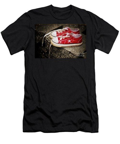 Princess Shoes Men's T-Shirt (Athletic Fit)