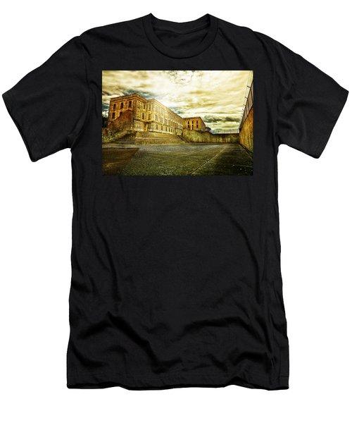 Prision Break Men's T-Shirt (Athletic Fit)