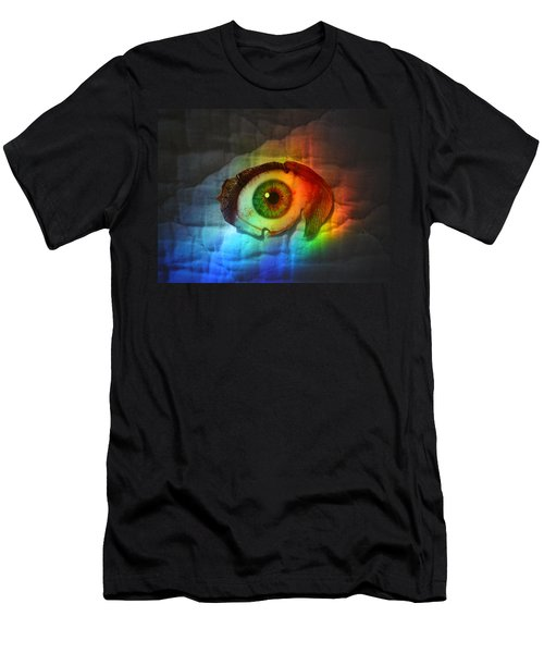 Prismaeye Men's T-Shirt (Slim Fit) by Douglas Fromm
