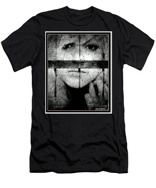 Prisoner Of Your Mind Men's T-Shirt (Athletic Fit)
