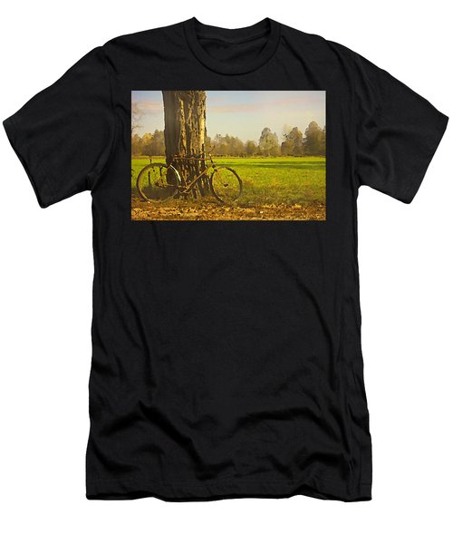 Private Parking Men's T-Shirt (Athletic Fit)