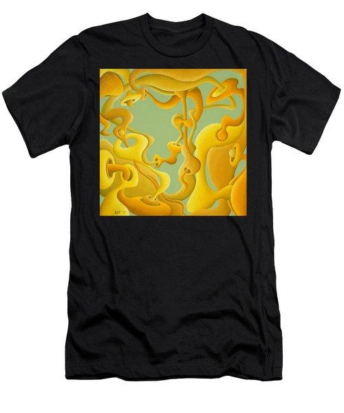 Pro-photonic Sunshine System Men's T-Shirt (Athletic Fit)