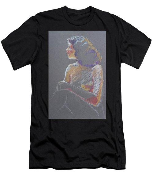 Profile 2 Men's T-Shirt (Athletic Fit)