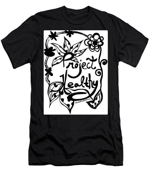 Project Healthy Men's T-Shirt (Athletic Fit)