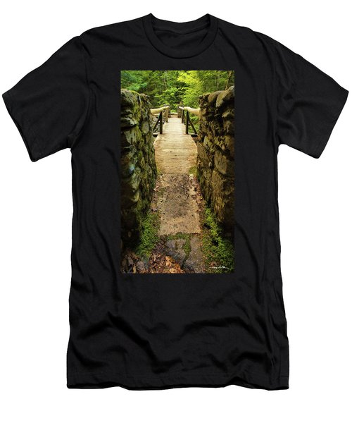 Prospective Memorial Bridge Men's T-Shirt (Athletic Fit)