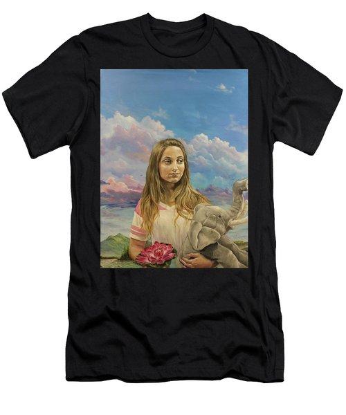 Prosperata Men's T-Shirt (Athletic Fit)