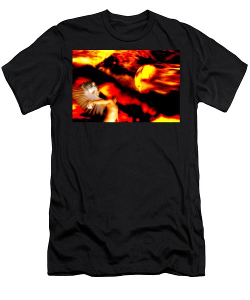 Protection Men's T-Shirt (Slim Fit)