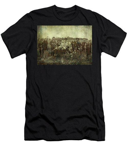 Proud Harvest Men's T-Shirt (Athletic Fit)