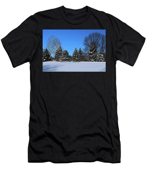 Provincial Pines Men's T-Shirt (Athletic Fit)